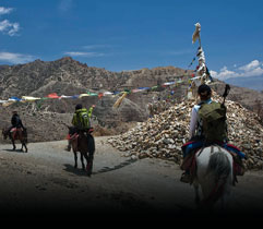 Mustang tours in Nepal