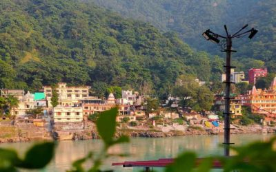 Rishikesh, land to connect with yourself