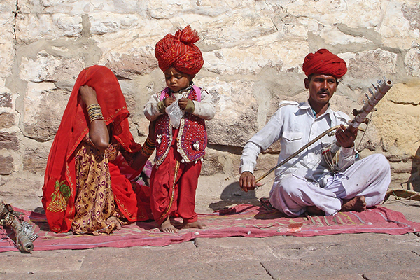 The Arts of Rajasthan