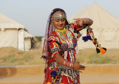 Gypsy and Tribal dance 8-2